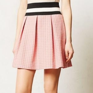 Anthropologie - Maeve Ballad Swing Skirt - SZ XS